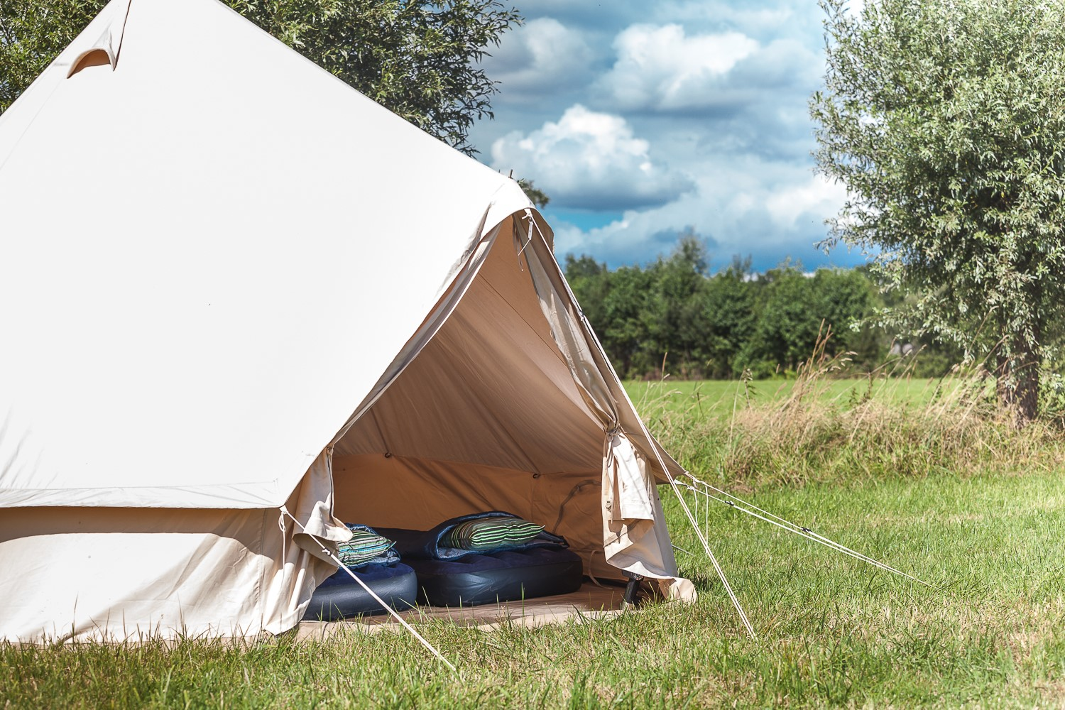 Bell-tent 2P Easy